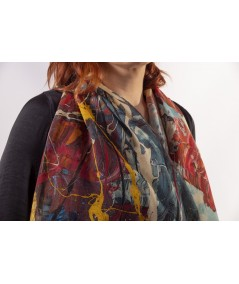 AZUL FLORAL MUJER  154,00€